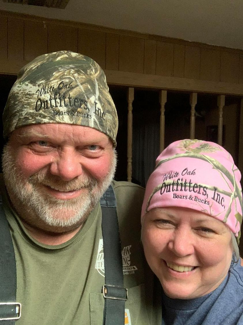 Hello We Are Bruce & Becky Hunnicutt From Texas Hog Hunting Outfitters