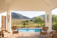 Very Comfortable Accommodation Awaits You On The East Cape Safaris Lodge At Royal Karoo Safaris