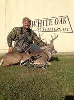 White Oak Oufitters Inc East Texas Whitetail Oufitters