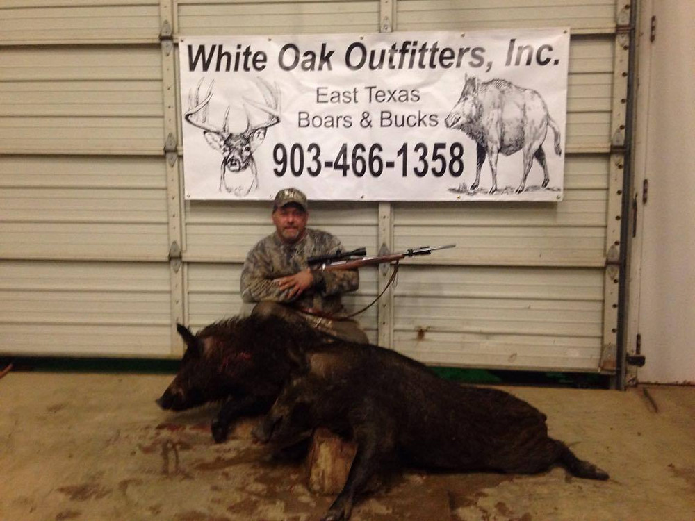 2021 WILL BE A HOOT OF A HOG SEASON IN TEXAS