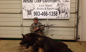 Hunting Texas Hogs - Texas Boars N Bucks