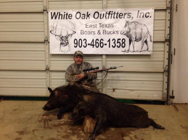 Afforable Hog Hunting 2 Hours From Dallas