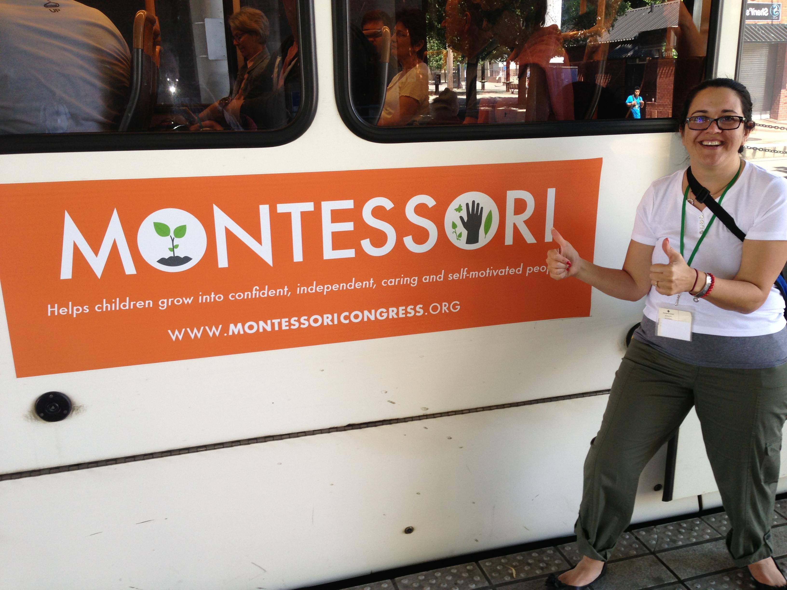 Maryanne Hossack Montessori in USA