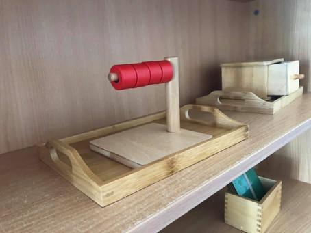 Building Fine Motors Skills With Montessori At Reedy Creek