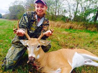 Free Range East Texas Buck Hunt