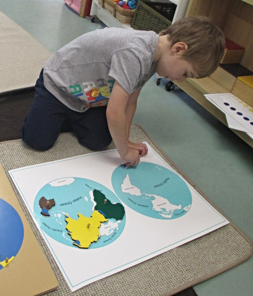 Learning About Our World La Petite Montessori Child Care