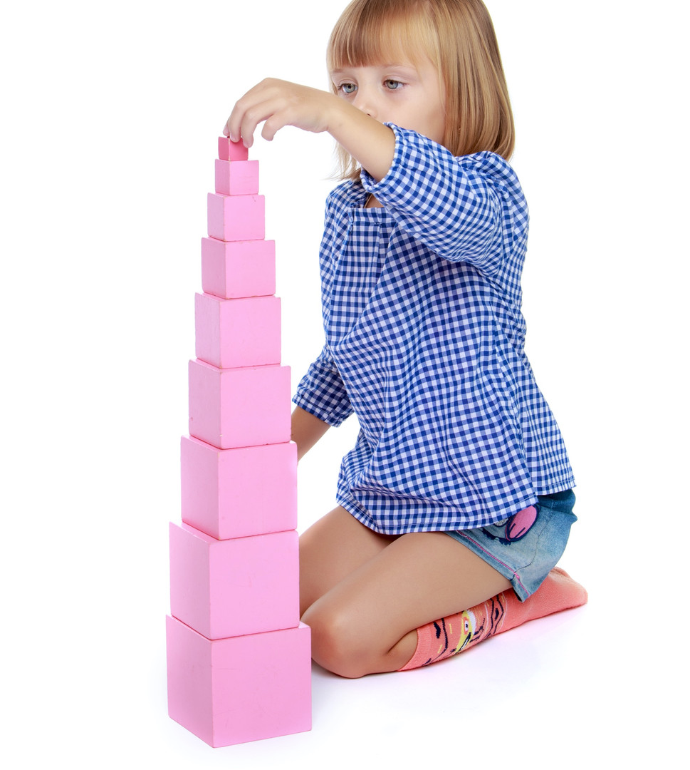 Pink Tower Montessori Child Care La Petite Child Care GC
