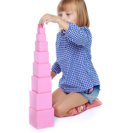 Pink Tower Montessori Child Care La Petite Child Care GC