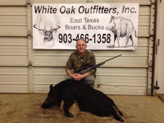 Texas Boar Hunt
