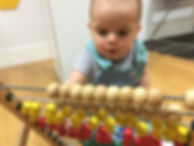 Baby JohnReno at Mudgeeraba Montessori Child Care Centre
