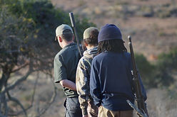 High Quality Professional PH Guides Royal Karoo Safaris