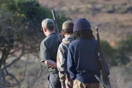 Exceptional PHs At Royal Karoo Hunting Safaris