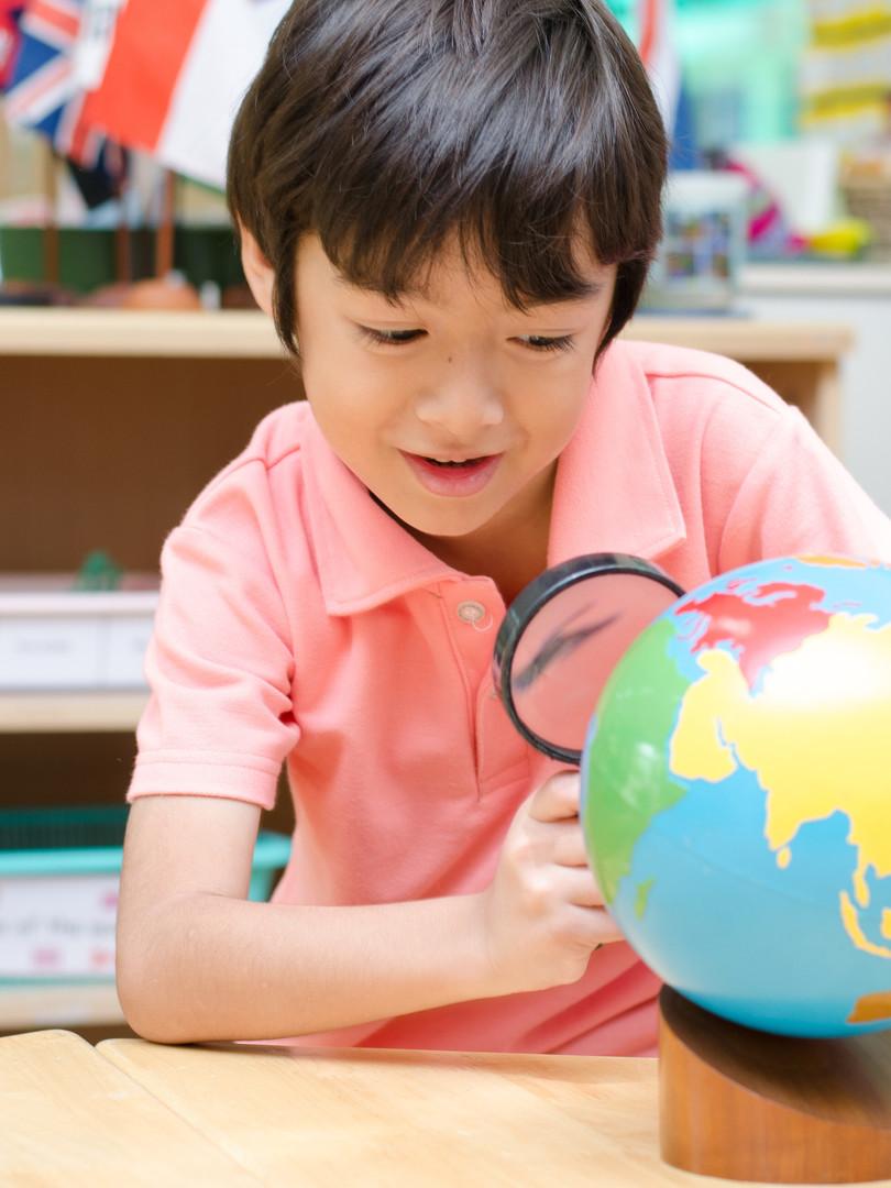 La Petite Montessori Child Care Geography Learning Montessori Reedy Creek Child Care