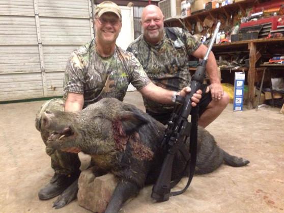 Happy Hog Hunters East Texas Boars N Bucks