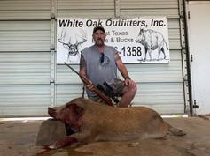 Big Hog - Texas Hog Hunting Outfitters Aug 2019