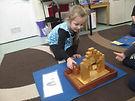 Montessori Maths Lesson Mudgeeraba