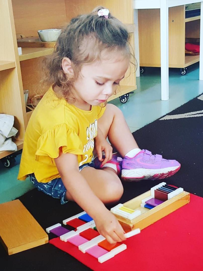 Montessori Equipment - La Petite Montessori Gold Coast