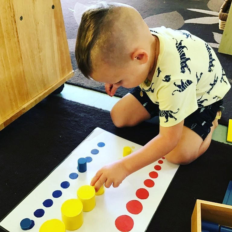Reedy Creek Children Now Have Montessori Child Care Available