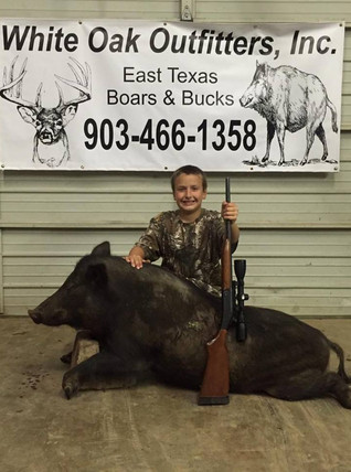 We Offer Hog Hunting For Youth, Families, Groups