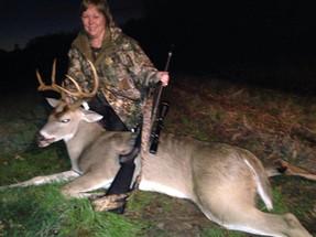 East Texas Buck Hunt