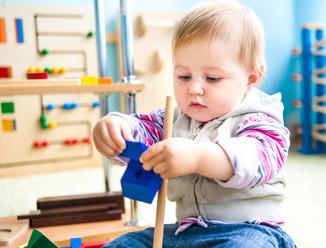Montessori Toddlers - Montessori  Robina Reedy Creek Kindergarten Centre