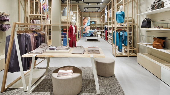 Nachhaltiger Ladenbau