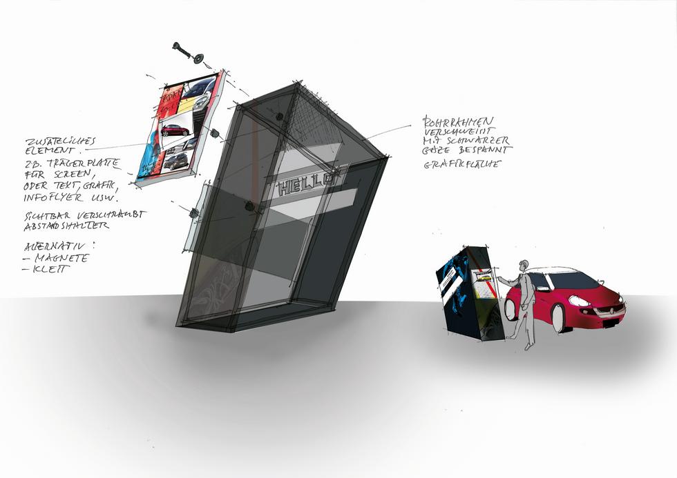 New Shop Concept Adam