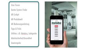 Metabo Kunden-App