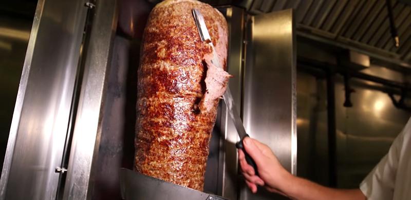 Kebab rotating.mov