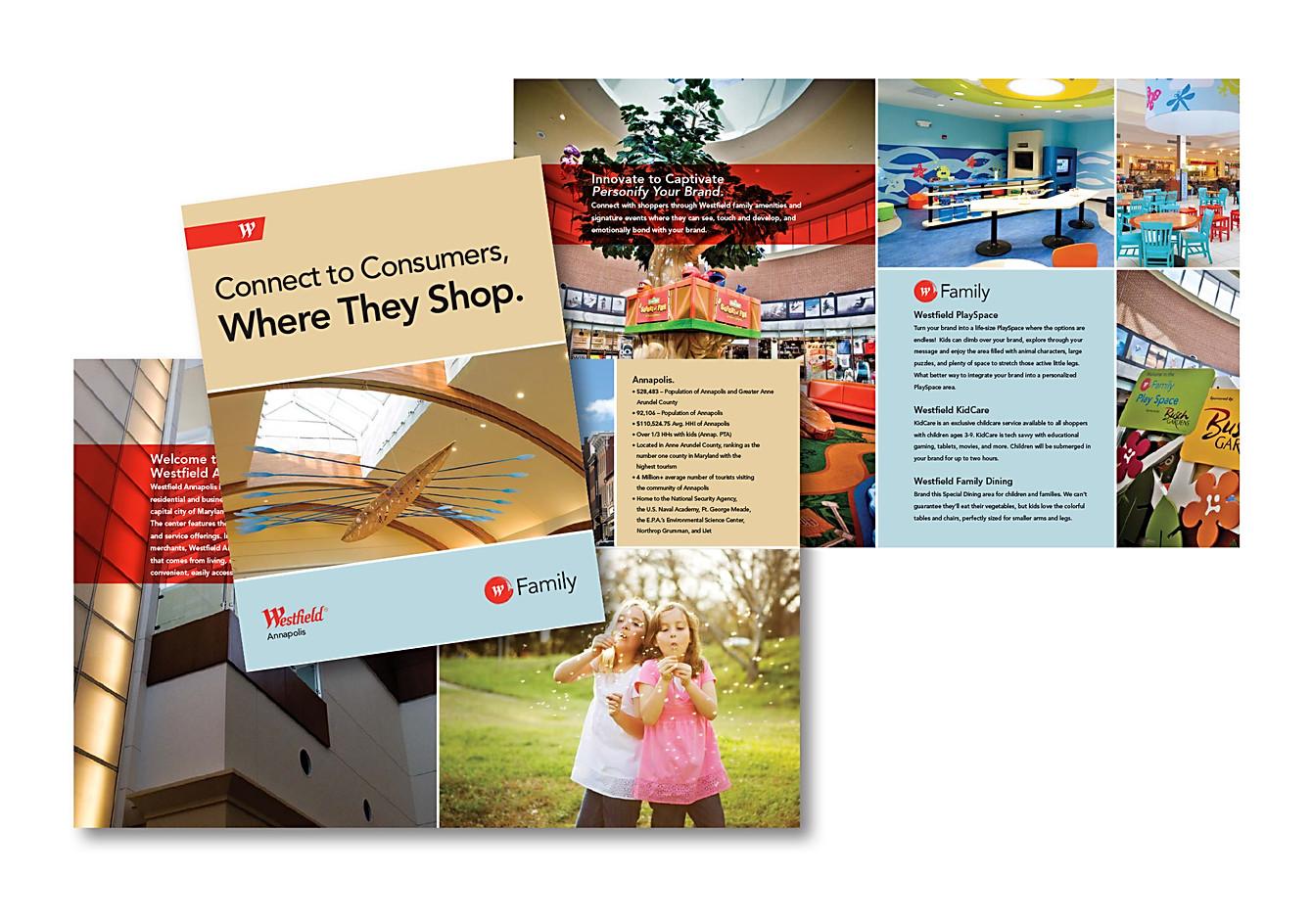 Westfield Mall Brochure