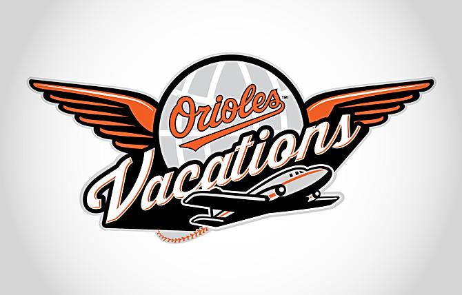 Orioles Vacations Logo
