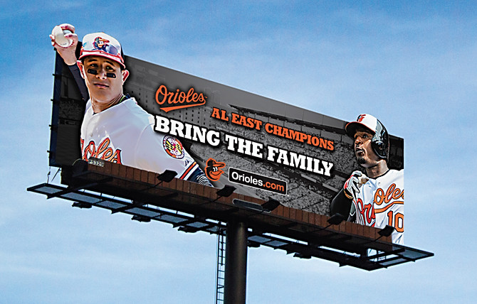 Orioles Billboard