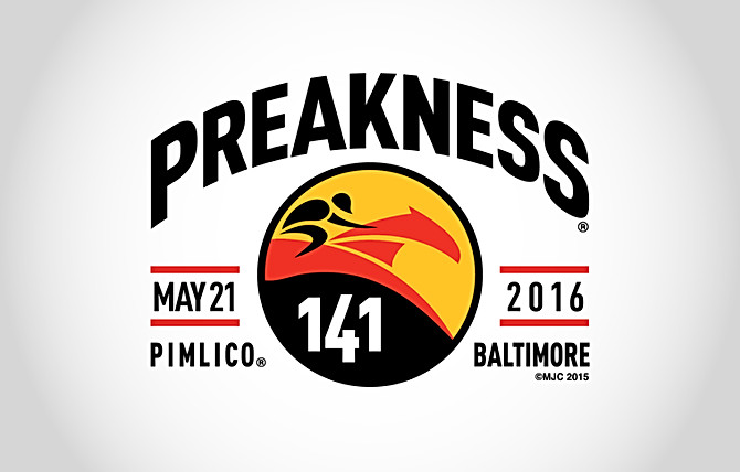 Preakness Stakes 2016 Logo