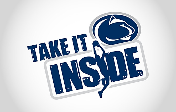 Penn State Basketball Campaign Logo