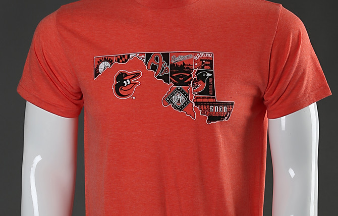 Orioles Maryland T-shirt