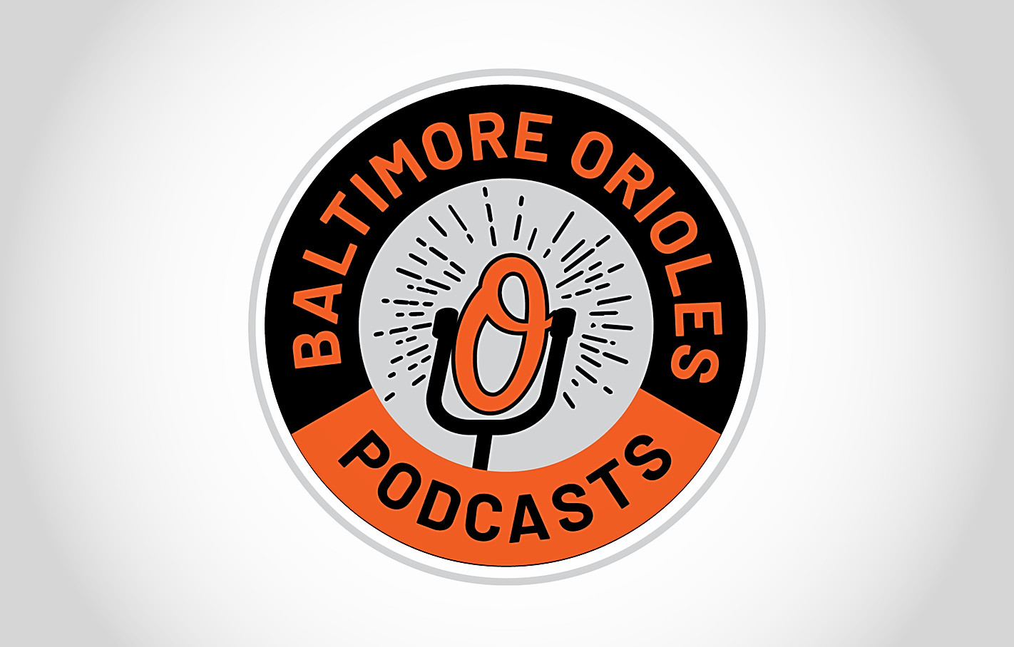 Orioles Podcasts Logo