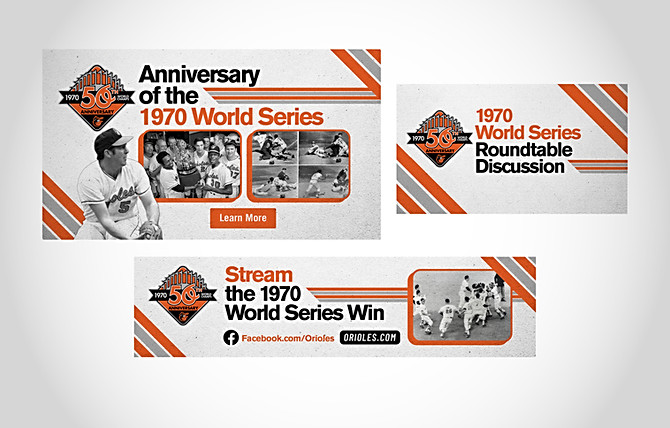 Orioles 50th Anniversary of the 1970 World Series Campaign