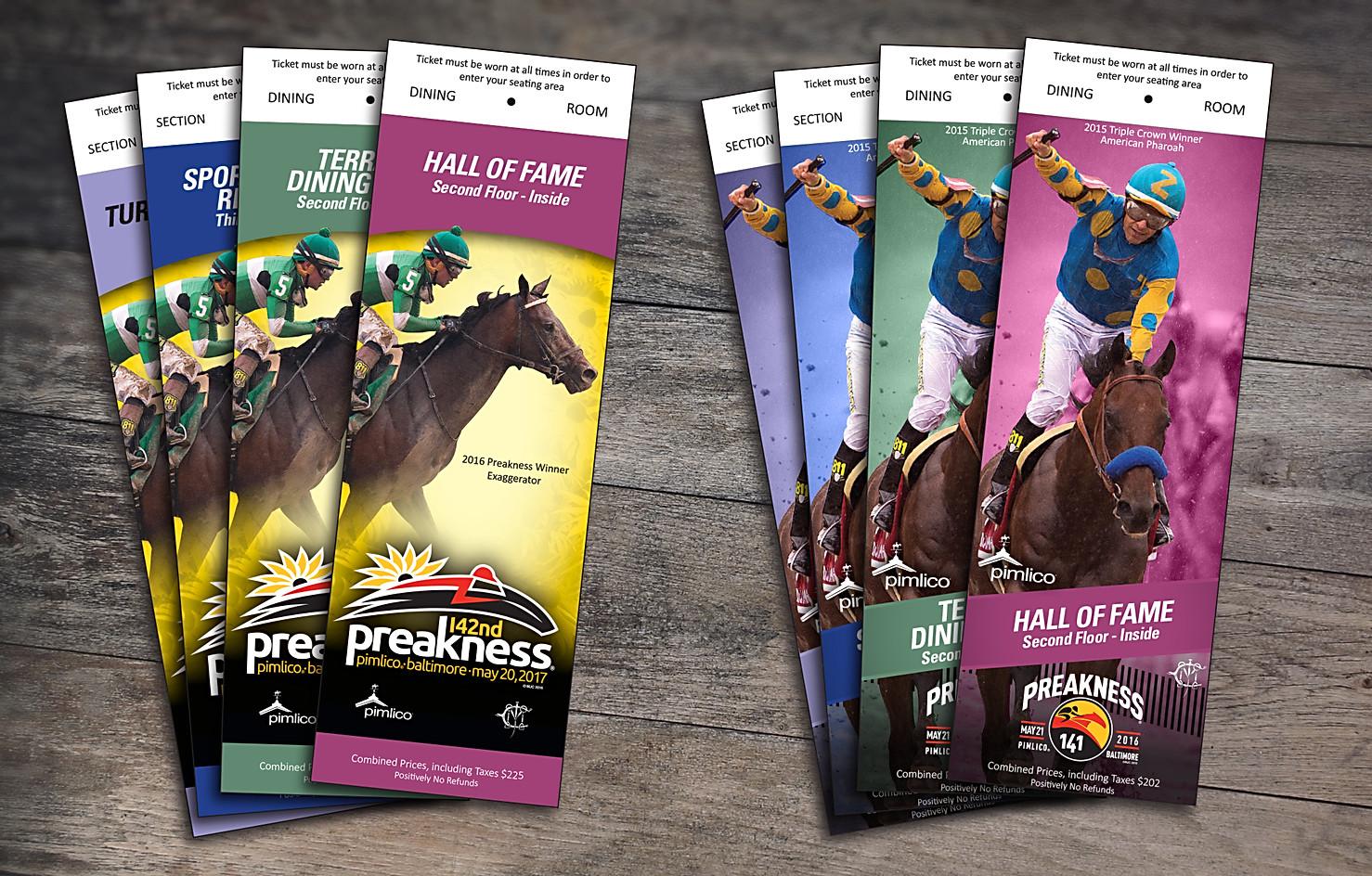 Preakness Tickets