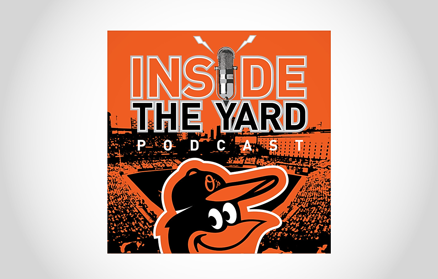Orioles Inside the Yard Podcast Logo