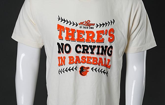 """Orioles """"A League of Their Own"""" T-shirt"""