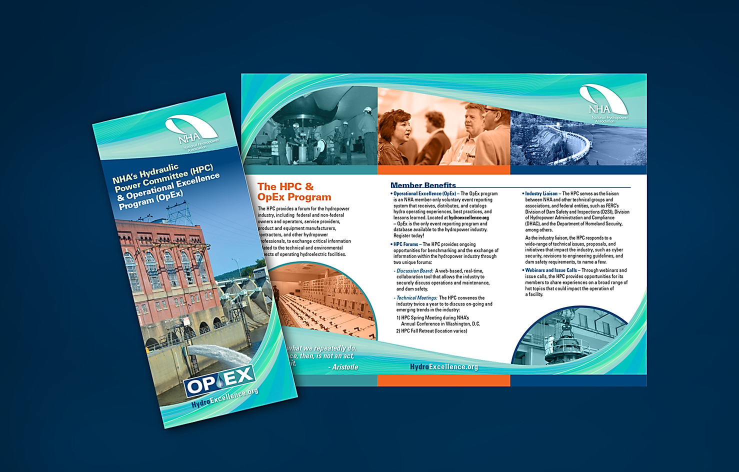 National Hydropower Association Brochure