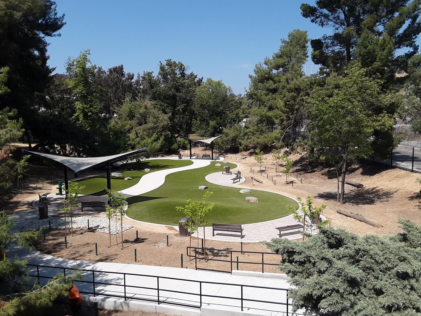 Eagle Rock Dog Park