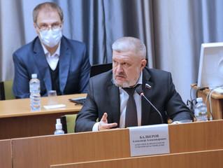 Нам шашечки или ехать: Александр Балберов о внесенном законопроекте о земле и цене жилья
