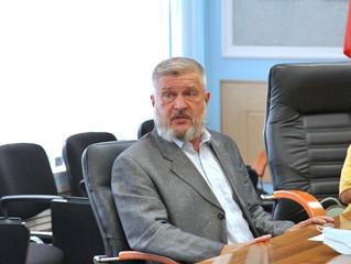 Депутаты ЛДПР Александр Балберов и Илья Киндеев приняли участие в заседании Общественного совета