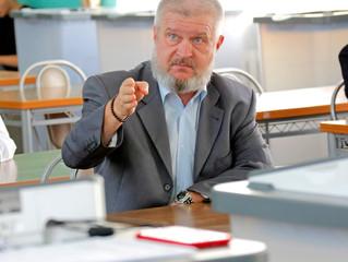 """Александр Балберов: """"Почему до сих пор КОИБ меньше 10% от общего количества УИК в области?"""""""