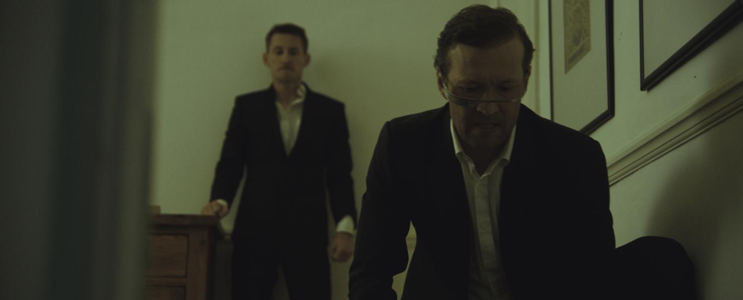 Simon and Marc kidnap Aris