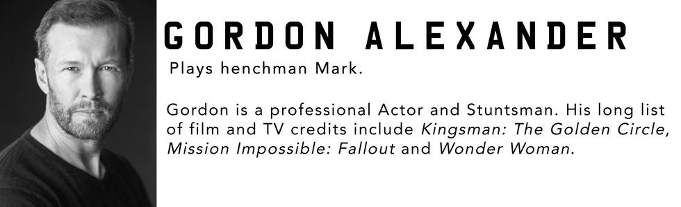 Gordon Alexander