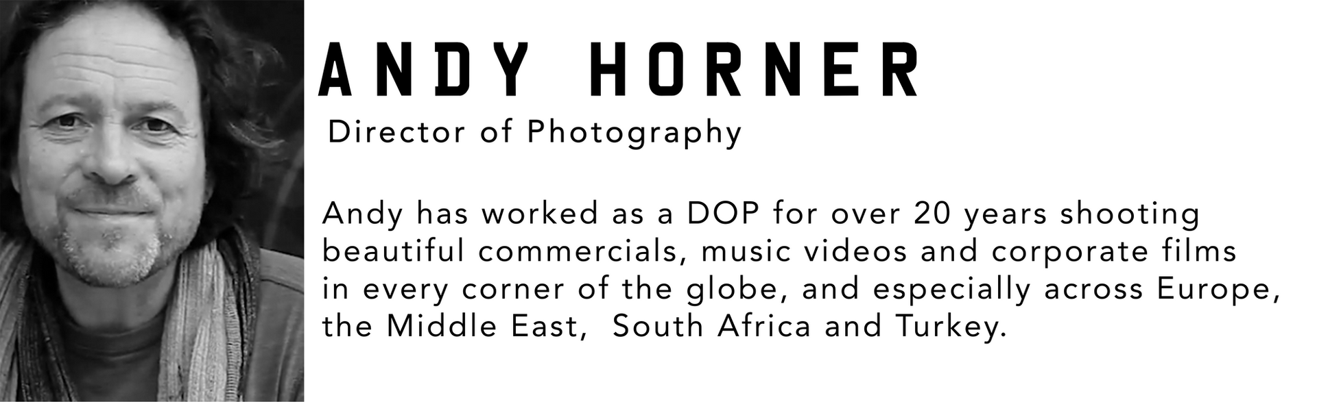 Andy Horner