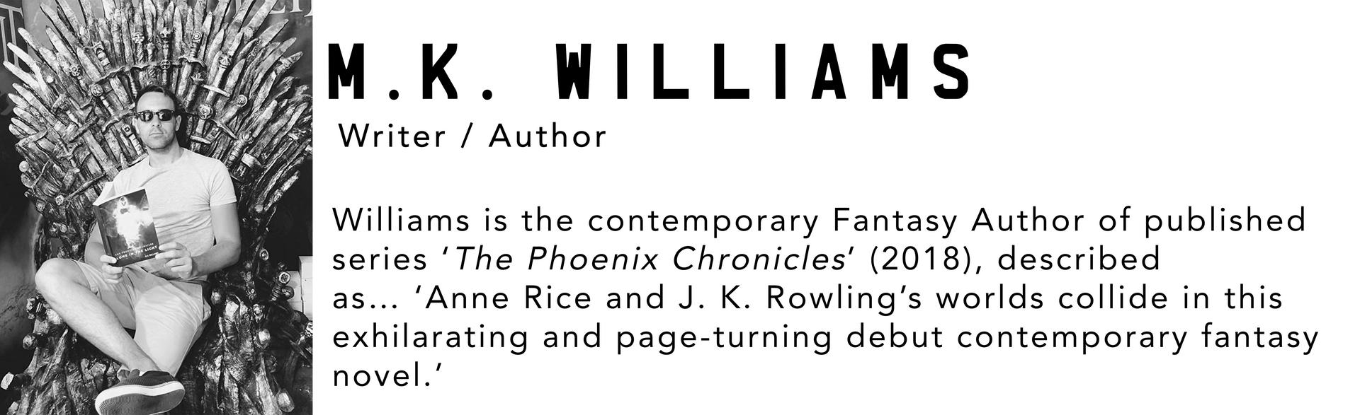 M.K Williams