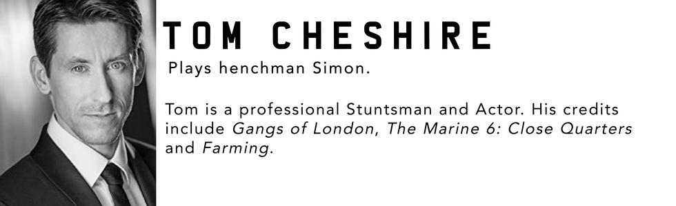 Tom Cheshire